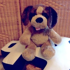 Build a bear plush dog toy VGC